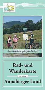 Neuauflage Rad- und Wanderkarte